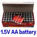 1.5V AA Battery HUADAO, щелочные батареи AA 1,5 В