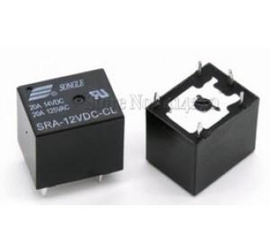 SRA-12VDC-CL,  12VDC 20A